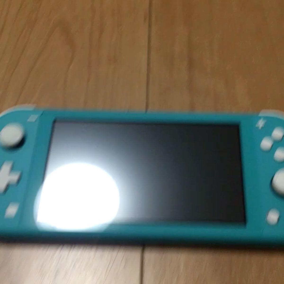 Nintendo Switch Lite ターコイズ 2020年製