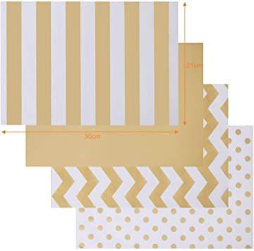 4色 NALER ラッピング ラッピング ペーパー 包装紙 おしゃれ 薄葉紙 梱包 ゴールド インナーラップ ライス紙 チューラ_画像2