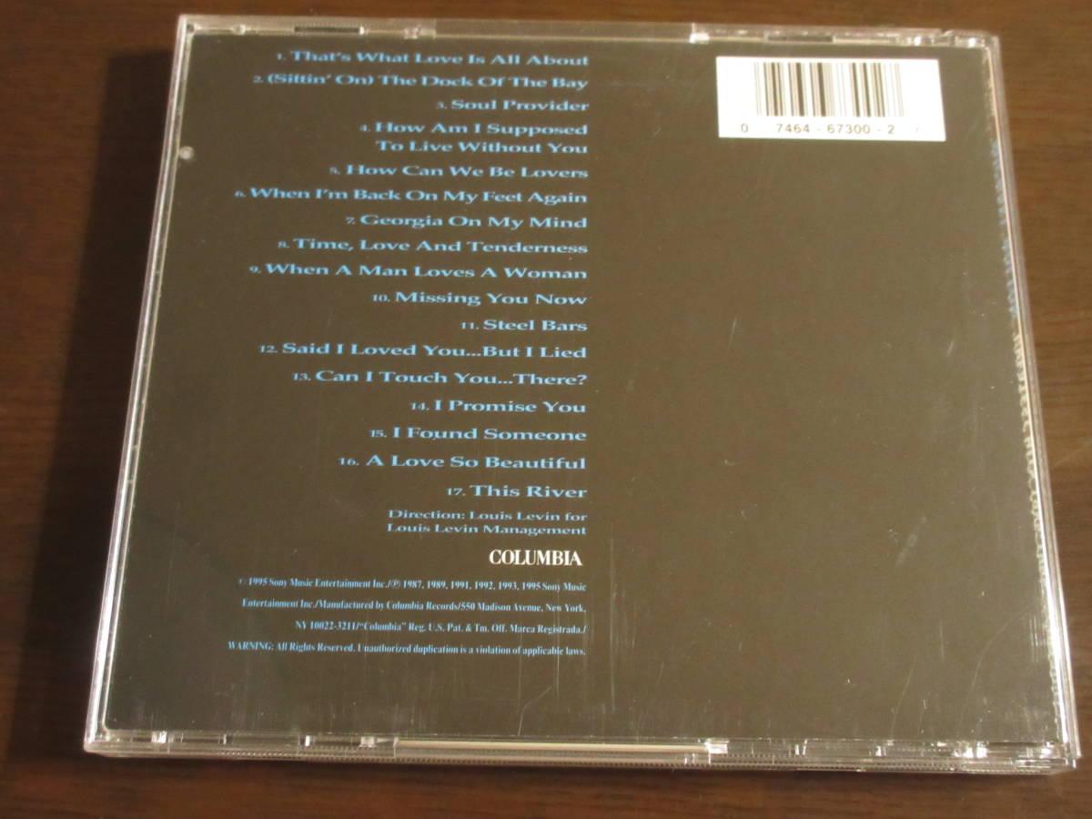 送料無料★Greatest Hits 19851995 / Michael Bolton★グレイテスト・ヒッツ 1985-1995 / マイケル・ボルトン★中古CD★匿名配送