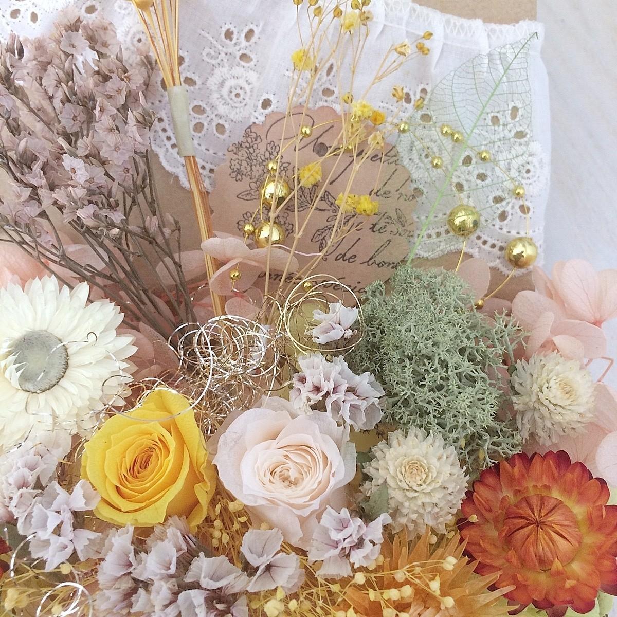 花材4 貝細工 プリザーブドフラワー ハーバリウム花材 ドライフラワー
