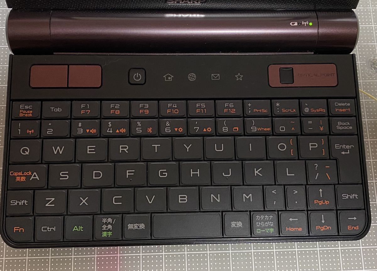 sharp сеть War машина PC-Z1 дополнение раз Junk