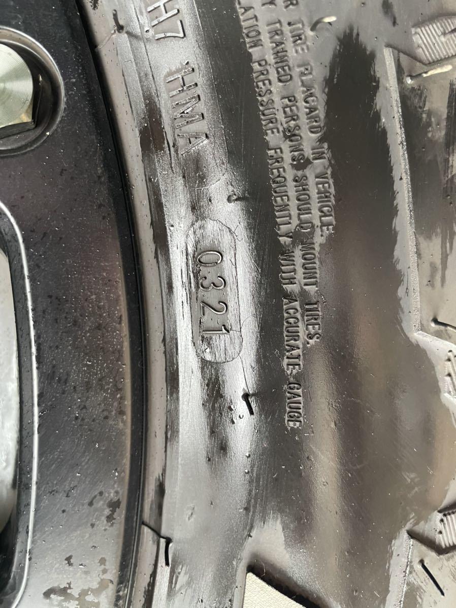 ランクル プラド 150系 CRIMSON マーテルギア20インチタイヤホイールセット_画像4