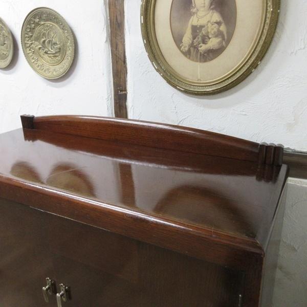 イギリス アンティーク 家具 サイドボード キャビネット 食器棚 飾り棚 収納 木製 オーク 英国 SIDEBOARD 6199c 新入荷_画像8