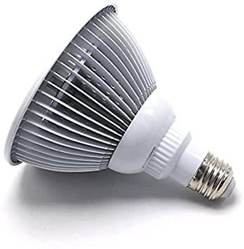 アクアリウムライト LEDライト 24W E26口金 青8 赤2 白2灯 水槽照明 熱帯魚 海水魚 水草 植物育成 海水 スポッ_画像4