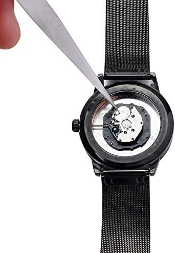 144 腕時計修理工具セット 2019年最新版 腕時計工具キット 時計バンド調整工具 腕時計修理ツール 時計ベルト交換修理サイ_画像2