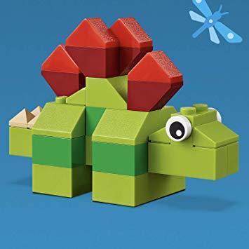 レゴ(LEGO) クラシック アイデアパーツ<Mサイズ> 11002 知育玩具 ブロック おもちゃ 女の子 男の子_画像8
