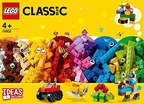 レゴ(LEGO) クラシック アイデアパーツ<Mサイズ> 11002 知育玩具 ブロック おもちゃ 女の子 男の子_画像5