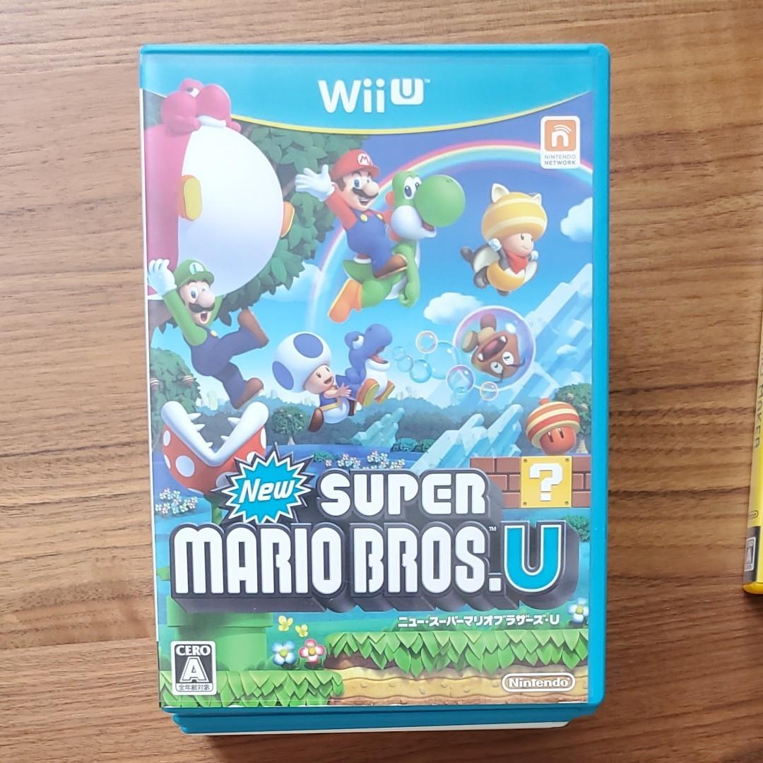 Wii&WiiUソフトセット
