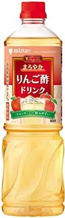 □セール□1000ml ミツカン ビネグイットまろやかりんご酢ドリンク(6倍濃縮タイプ) 1000ml ×2本_画像1