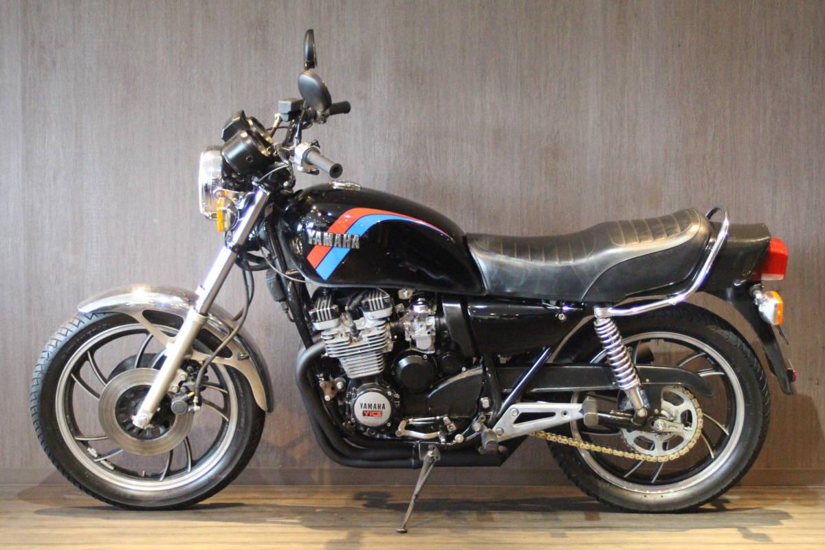 「1980年モデル ヤマハ XJ550 検無 オリジナル外装 4V8」の画像2
