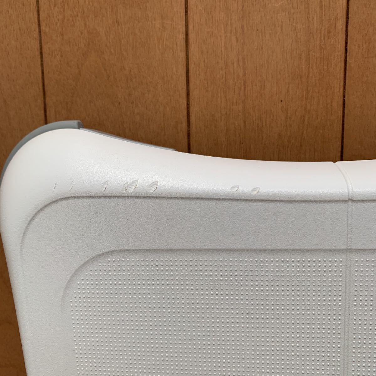動作確認・簡易消毒済Wii Fit U(ウィーフィットユー)バランスWiiボードセット 任天堂