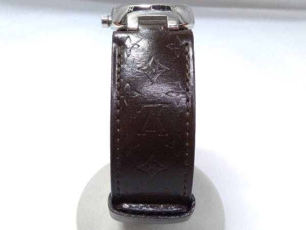 LOUIS VUITTON ルイ・ヴィトン タンブール Q1211 DL9422 2021年9月電池交換済 時計 店舗受取可_画像5