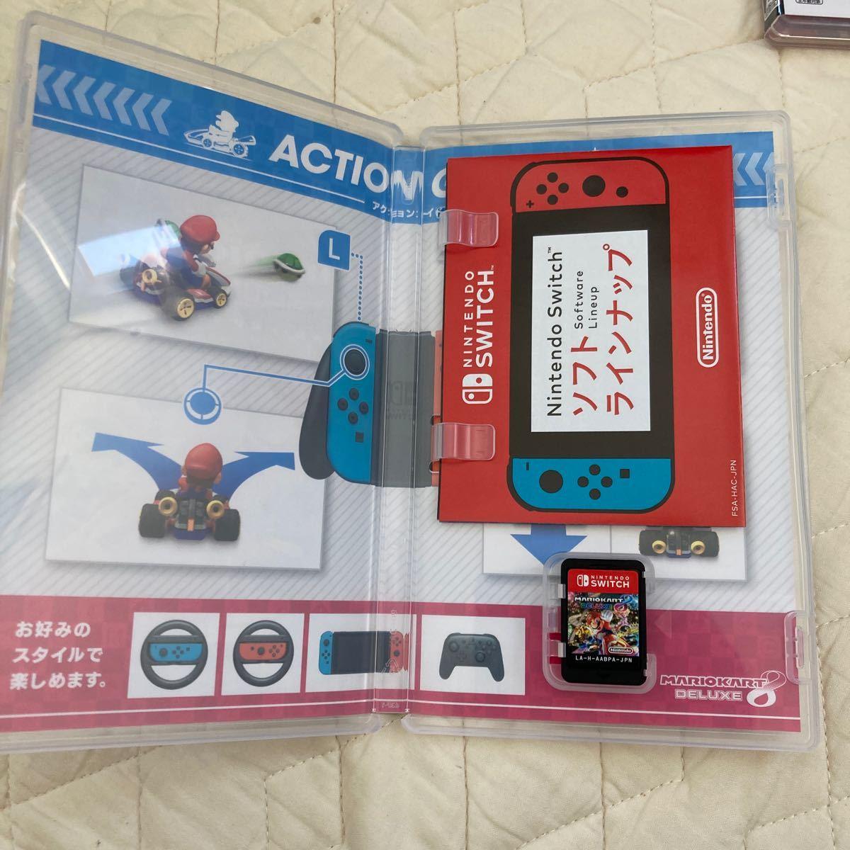 Switch 2本セット マリオカート8デラックス 桃太郎電鉄
