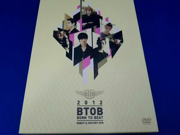 BTOB Born TO Beat BTOB DEBUT&HISTORY ライブグッズの画像