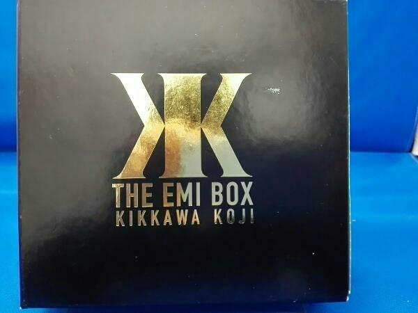 """吉川晃司 THE""""EMIBOX(DVD付) ライブグッズの画像"""