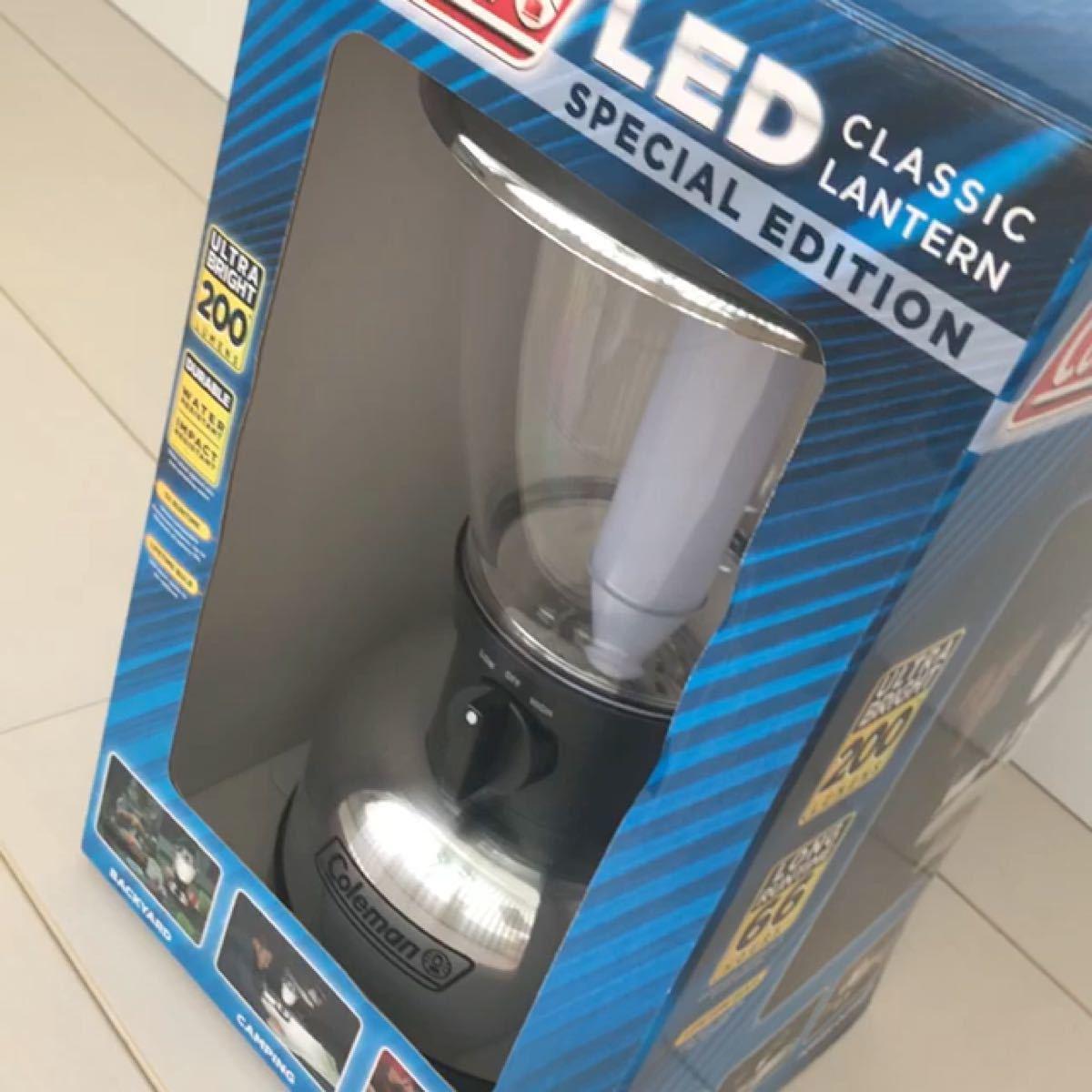 Coleman コールマン コールマンランタン ランタン 電池式ランタン レトロ MODEL LEDクラシックランタン