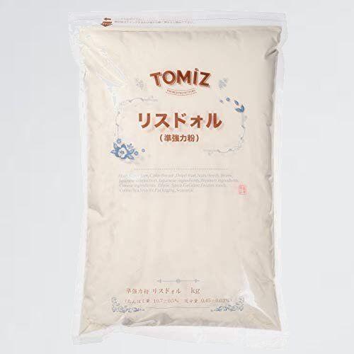 新品 好評 / リスドォル(日清製粉) P-TM 準強力粉 準強力小麦粉 2.5kg TOMIZ(創業102年 富澤商店) フランスパン用粉 ハ-ドパン用粉_画像1