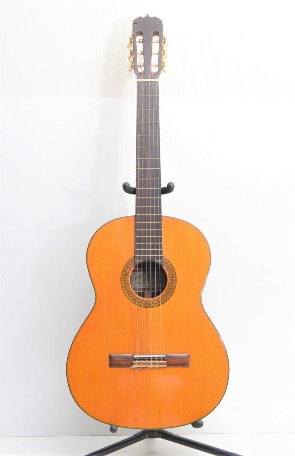 L175R51Z//松岡良治 RYOJI MATSUOKA No.20 クラシックギター ガットギター 国産 弦楽器 ハードケース付き_画像1