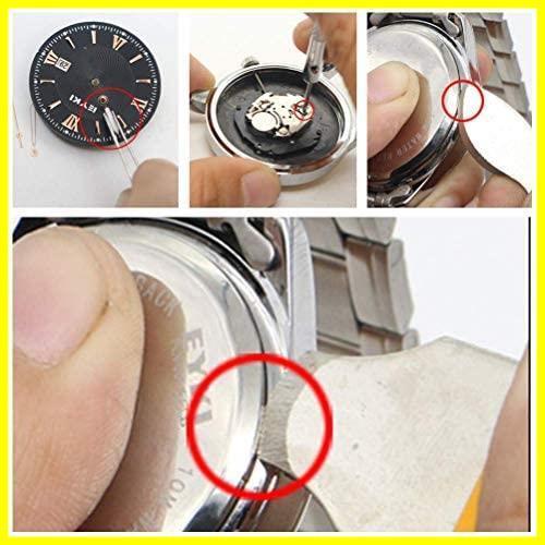 1C 新品 腕時計修理工具セット 新品sibling 電池&ベルト交換 時計修理工具 バンド調整 147点 在庫限り 未使用 時計 新品 工具 1T_画像5