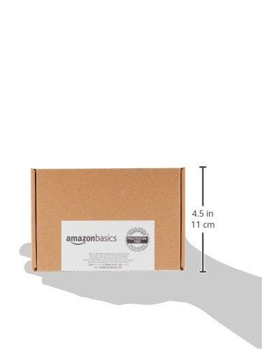 Amazonベーシック 充電池 充電式ニッケル水素電池 単4形8個セット (最小容量800mAh、約1000回使用可能)_画像5