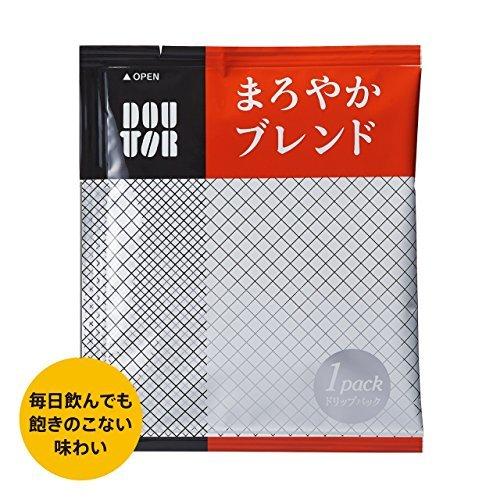 100PX1箱 ドトールコーヒー ドリップパック まろやかブレンド100P_画像2