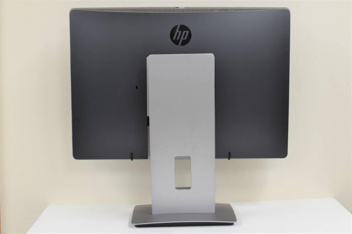 高速起動 Core i5-6500 3.2/3.6GHz 大型液晶PC HP ProOne 600 G2 メモリ8GB SSD256GB HDD1TB DVD-RW Wi-Fi Windows10 Office2019_背面の状態です