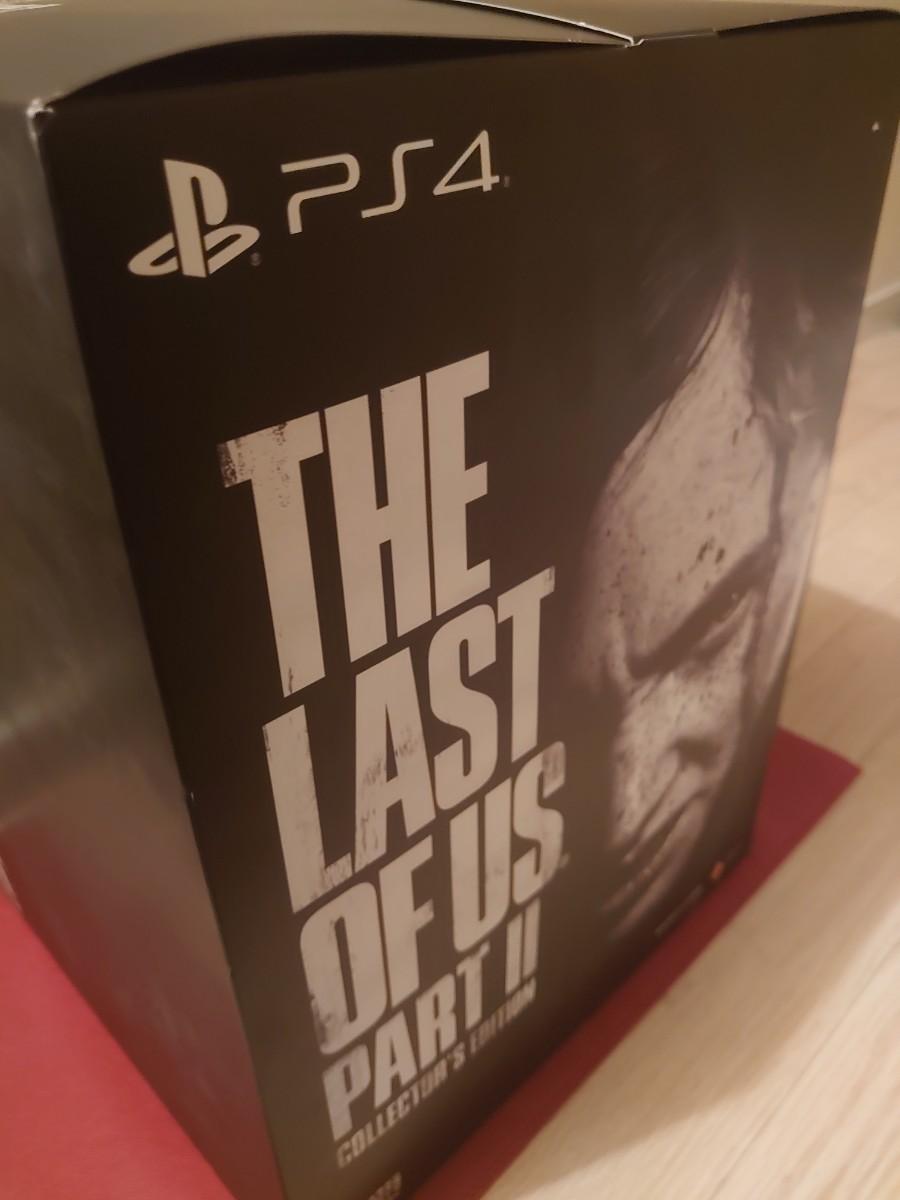 【新品/未開封】THE LAST OF US 2 コレクターズエディション PS4
