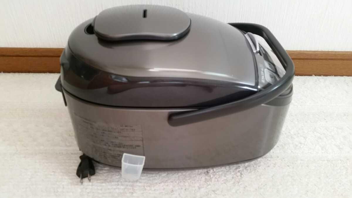 日立 圧力&スチームIHタイプ ジャー炊飯器[5.5合炊き](RZ-MG10J)