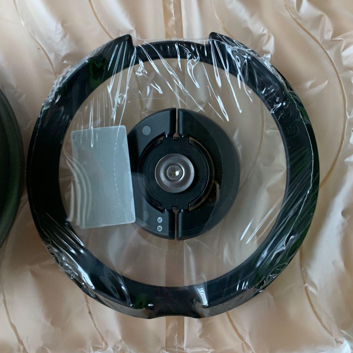 ティファール インジニオネオ IHシルクグレー ソースパン16cm  と ガラス蓋16cm