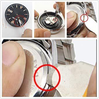 sibling 腕時計 修理ツール 腕時計修理工具 電池交換 ベルト交換 バンドサイズ調整 時計修理ツール バネ外し 裏蓋開け _画像5