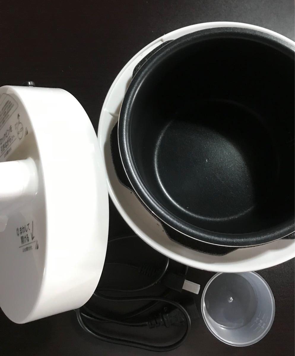 かんたん電気圧力鍋