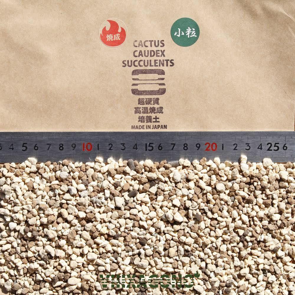 【送無】 VIIIXAGONO 超硬質焼成培養土 3L×3袋 粒サイズ変更可能 コーデックス 多肉植物 アガベ パキプス サボテン エケベリア ハオルチア_画像4