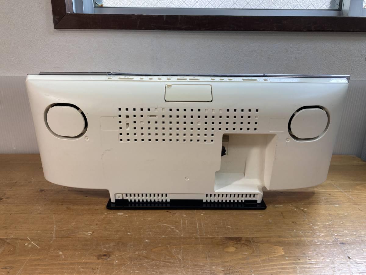 Panasonic パナソニック D-dock CD コンパクト ステレオ システム コンポ SC-HC37 純正リモコン付_画像8