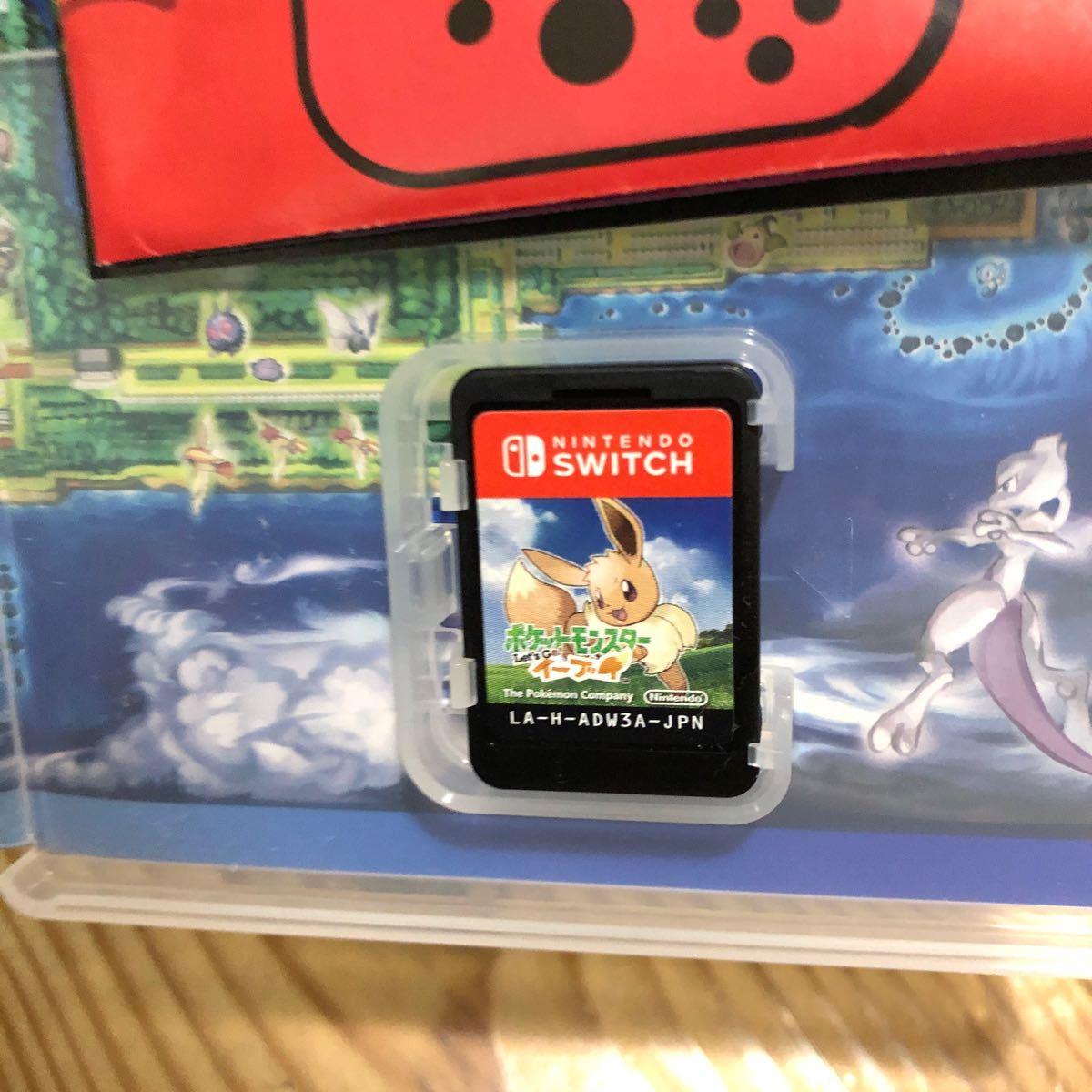 ポケットモンスター Let''s Go イーブイ Nintendo Switch Switch スイッチ レッツゴーイーブイ