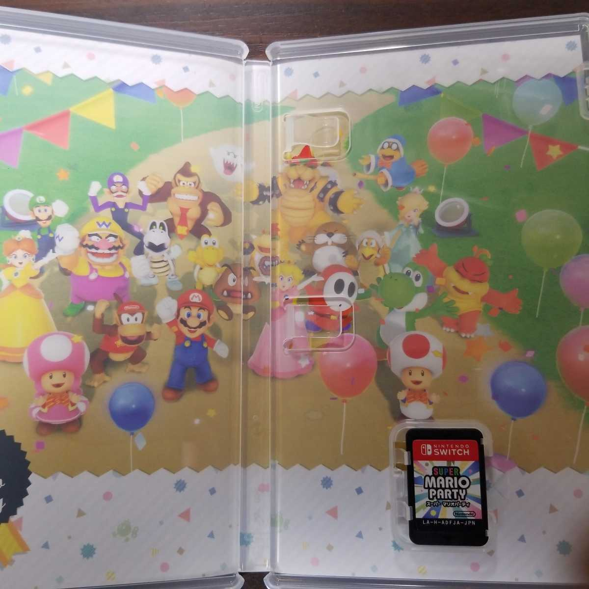 Switch スーパーマリオパーティ Nintendo Switch スーパーマリオ パーティ ニンテンドースイッチ 送料無料
