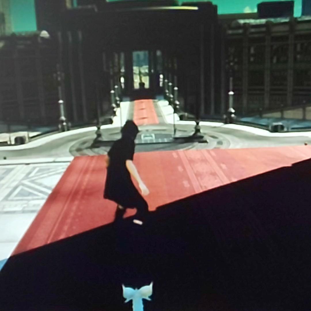 PS4 FINAL FANTASY XV 初回生産版 ラバーストラップ「ノクティス」付き