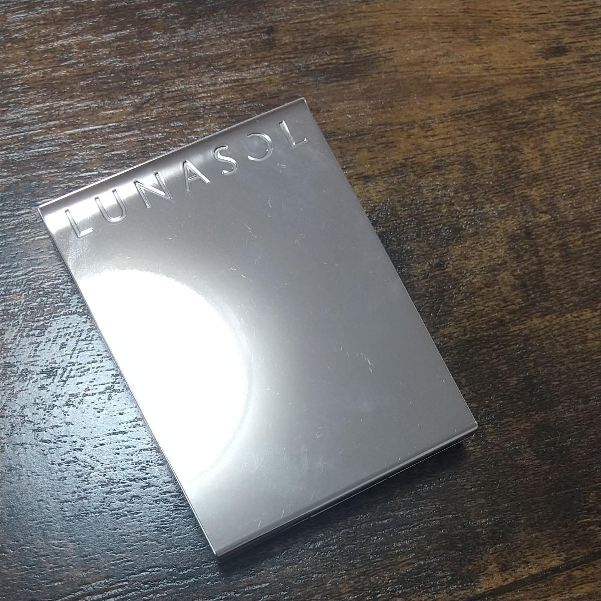 ルナソル アイシャドウ 【訳有】アイカラーレーション02ディープローズクォーツ