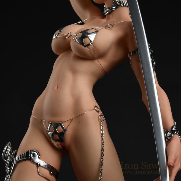 ☆ Iron Sawada ☆ Sword Silver custom ☆ 荒木元太郎_画像6