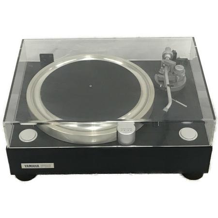 【引取限定】YAMAHA GT-2000 ターンテーブル DENON DL-103R MC型カートリッジ 付 レコードプレイヤー ジャンク 直 N5796715_画像1