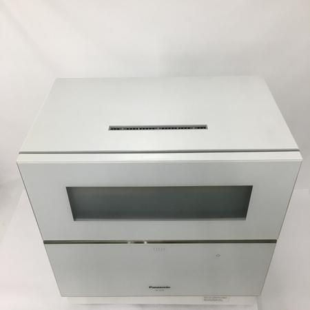 Panasonic NP-TZ100-W 食洗器 食器洗い乾燥機 パナソニック 中古 Y5825133_画像4