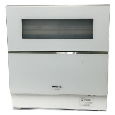 Panasonic NP-TZ100-W 食洗器 食器洗い乾燥機 パナソニック 中古 Y5825133_画像1
