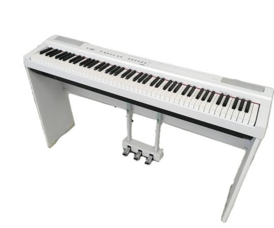【引取限定】 YAMAHA P-125 電子ピアノ 88鍵 2019年製 ヤマハ ジャンク 直 W5784648_画像1