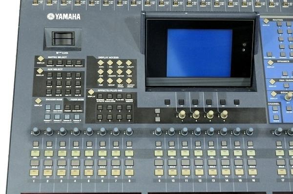 【引取限定】 YAMAHA DM2000 Ver.2 デジタル ミキサー オーディオ ヤマハ 中古 直 T5866229_画像4