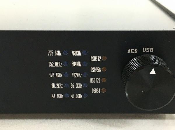 エーワイ電子 ELSOUND EDAC-5 SPECIAL DSD オーディオ D/Aコンバーター 中古 T5854614_画像2