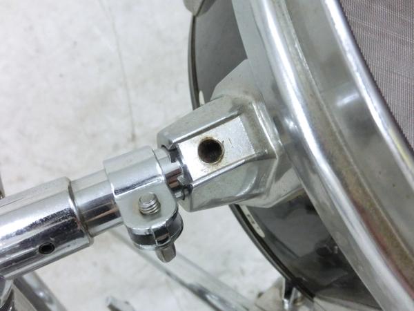 REMO Legero Acoustic R コンパクトドラム タムタム バスドラム フロアタム 4点セット 中古 M5858410_画像9
