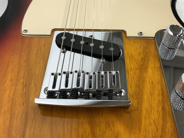 Fender Custom Shop Telecaster Sunburst 1999年製 中古 S5870544_画像6