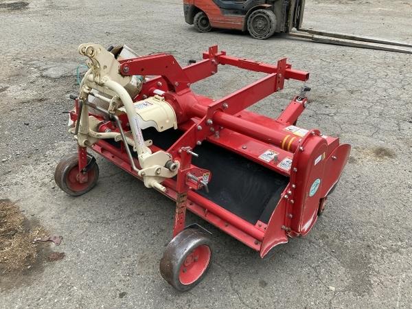 栃木県 小山市 ニプロ FU-1605F アッパーローター ロータリー トラクター アタッチメント 取り付け 農機具 直 Q5509228_画像1