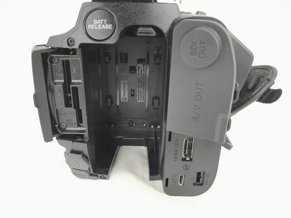 【CO対象9/16】SONY PXW-Z150 XDCAM メモリーカムコーダー ビデオカメラ 中古 S5882058_画像7