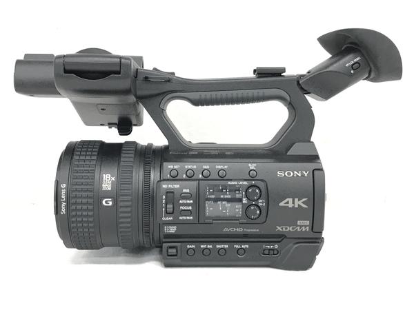 【CO対象9/16】SONY PXW-Z150 XDCAM メモリーカムコーダー ビデオカメラ 中古 S5882058_画像4