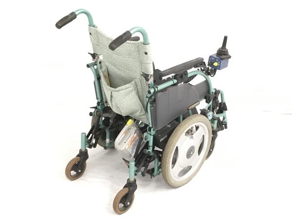 【引取限定】YAMAHA 軽量型 電動車椅子 タウニィジョイ X0B ヤマハ 中古 直 Y5882523_画像4
